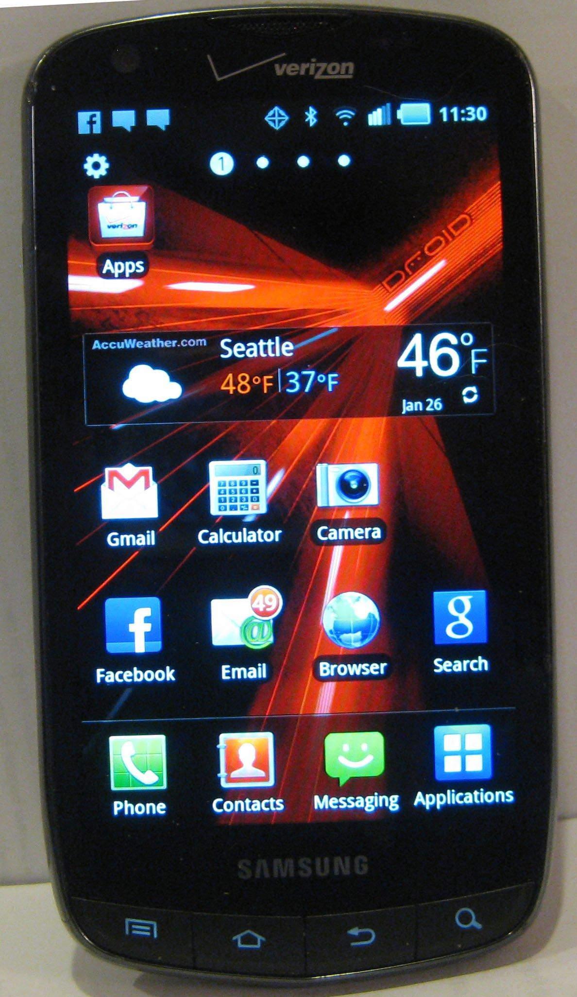 Smartphones for Health