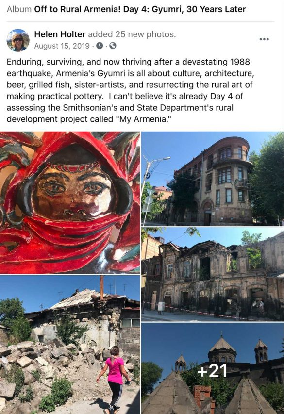 Facebook-Armenia, Day 4